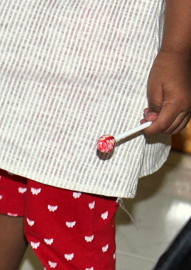 lollipop the little tigress